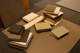 床の素材選び